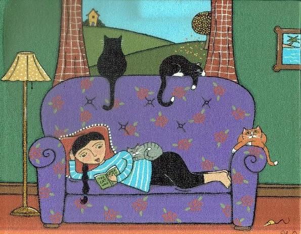 lali miaou 7. Black Bedroom Furniture Sets. Home Design Ideas