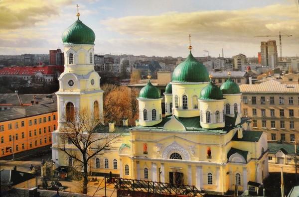 Cathédrale Svyato-Troitsy