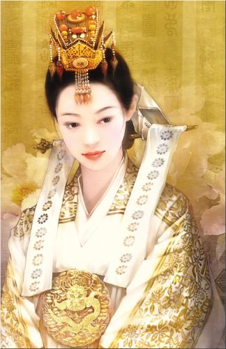 Costume traditionnel, Chine