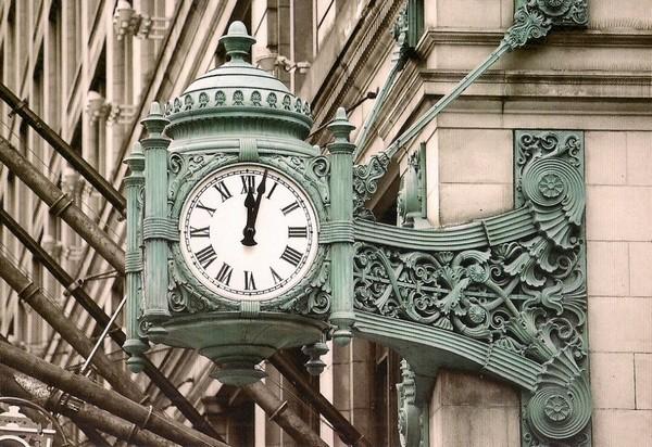 Horloge, Chicago