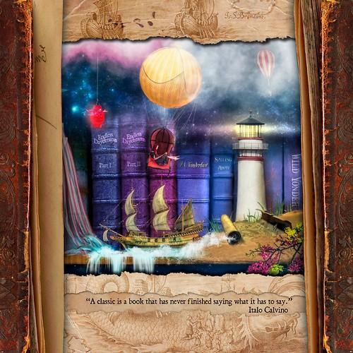 Aimee Stewart - The curious library calendar - February