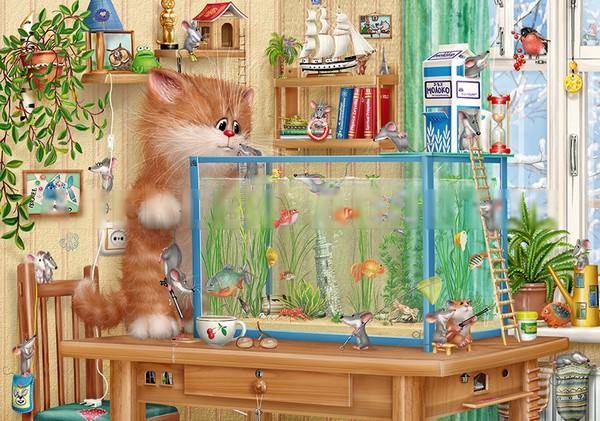Alexey Dolotov - Aquarium