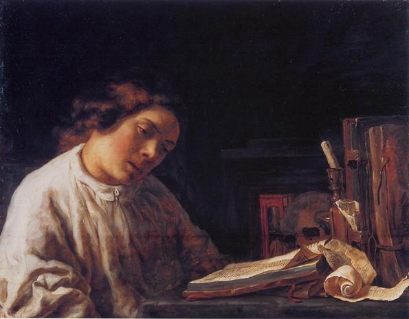 VAN HOOGSTRATEN (Samuel) - 1