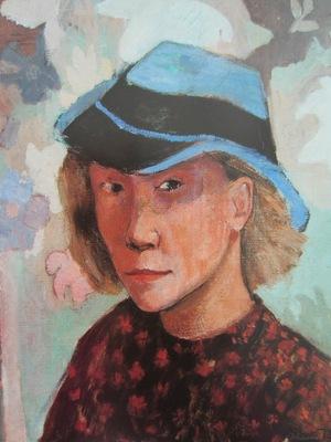 Tove Jansson - Autoportrait (1938)