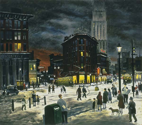 Raphael Gleiksmann - Winter Evening