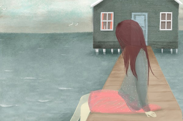 Illustration de Julia Pilipchatina