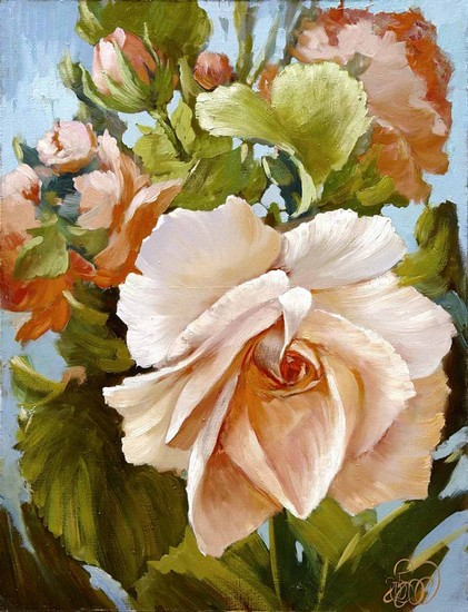 Roses - Anton Gorcevich