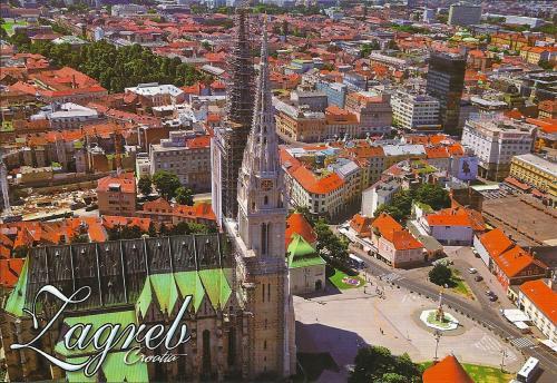 Zagreb (Croatie)