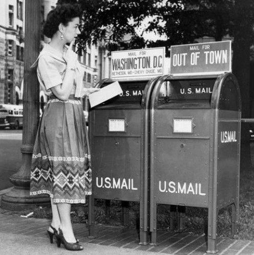 Boîtes à lettres - Washington (D.C.)