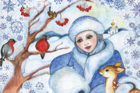 Illustration de Nina Panasenko