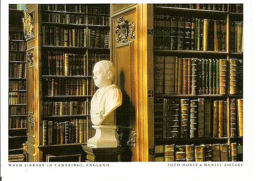 Wren Library (Cambrige) - Horst et Daniel Zietke photographes