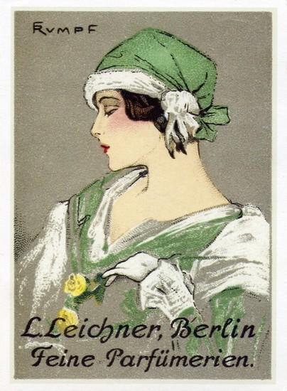 Parfumerie L. Leichner - Berlin