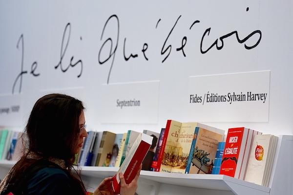 20150228 - 0027 Foire du Livre Bruxelles - Que¦übec