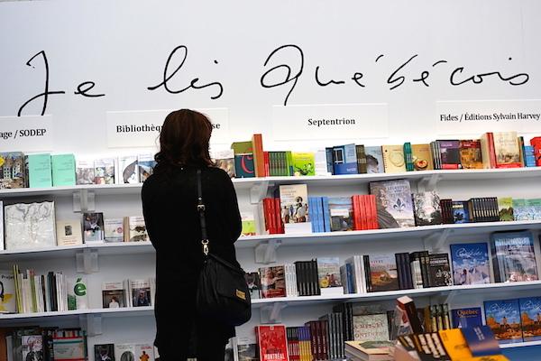 20150228 - 0028 Foire du Livre Bruxelles - Que¦übec