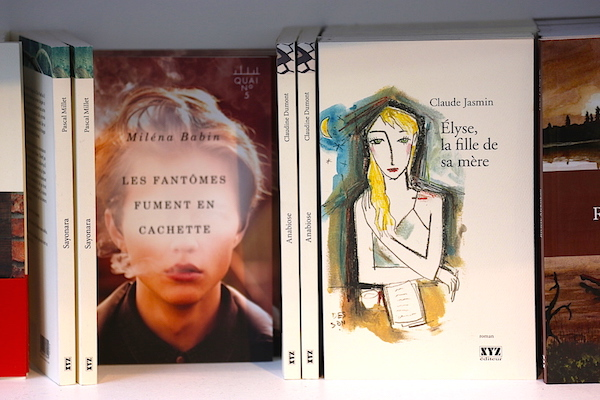 20150228 - 0031 Foire du Livre Bruxelles - Que¦übec