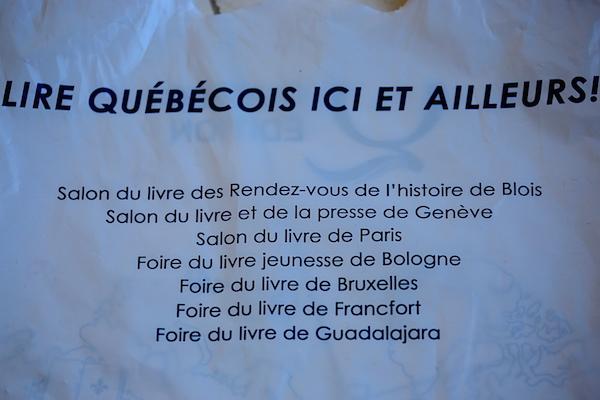 20150228 - 0035 Foire du Livre Bruxelles - Que¦übec