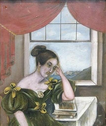 AMERICAN SCHOOL VERS 1830