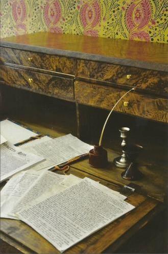 Table pour écrire