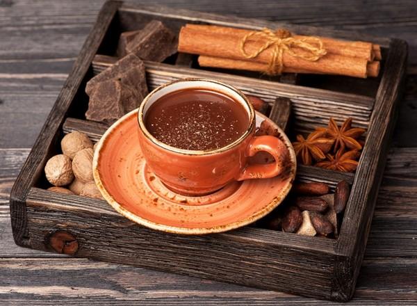 Café et épices