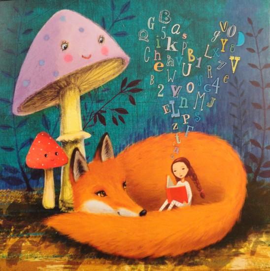 Lire - illustration de Mila Marquis