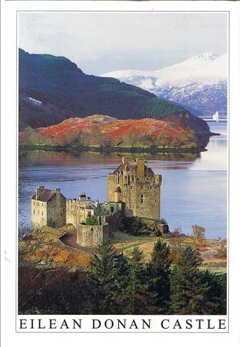 Eilean Donan Castle (Écosse) - photo de David Lyons
