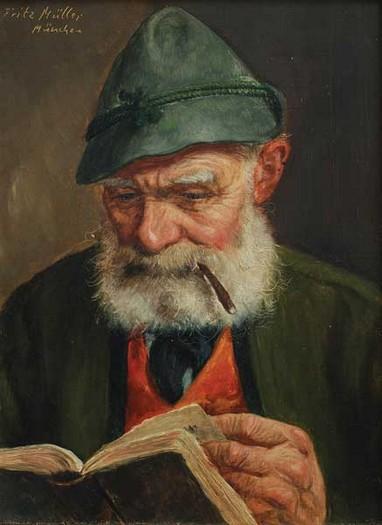 MÜLLER (Fritz) - 1