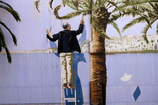 Peinture en trompe-loeil - Nice