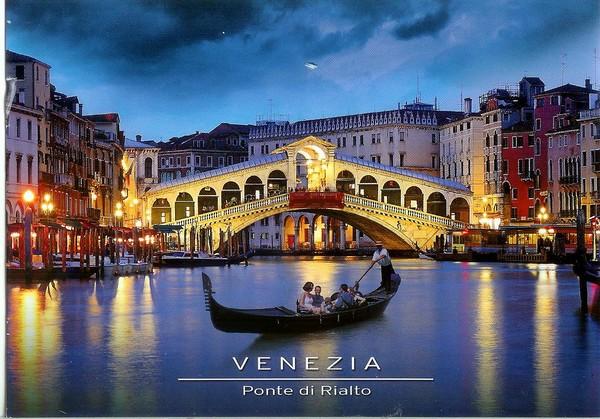 Pont-du-Rialto-Venise