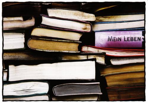 Bibliomanie - photo de Tom Backer