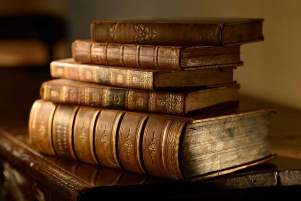 Pile de livres - photo de stevem
