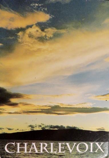 Coucher de soleil sur Charlevoix