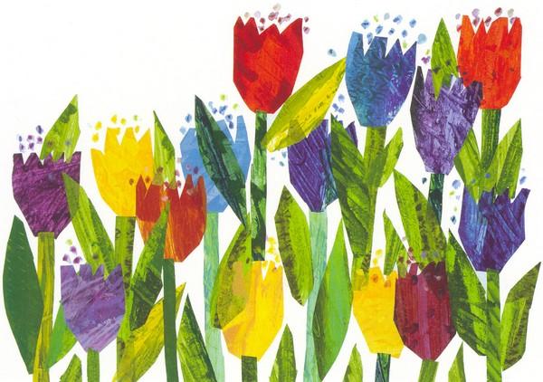 Tulipes - Eric Carle