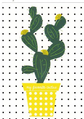 Cactus - design de Sostrene Grene
