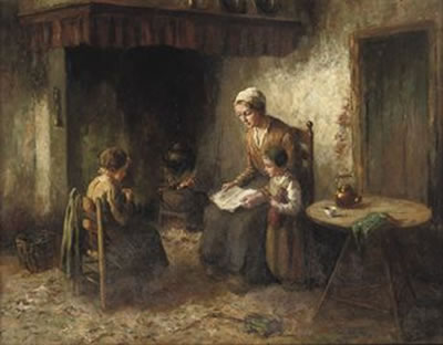 BOUTER (Cornelis)
