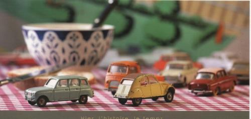 Les petites voitures de Bruno - photo de Jérôme Morel