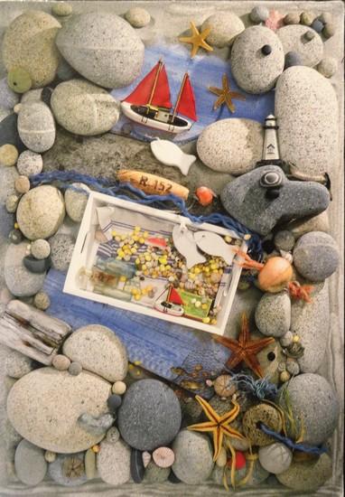 Souvenirs de la plage - photo dUlrike Schneiders