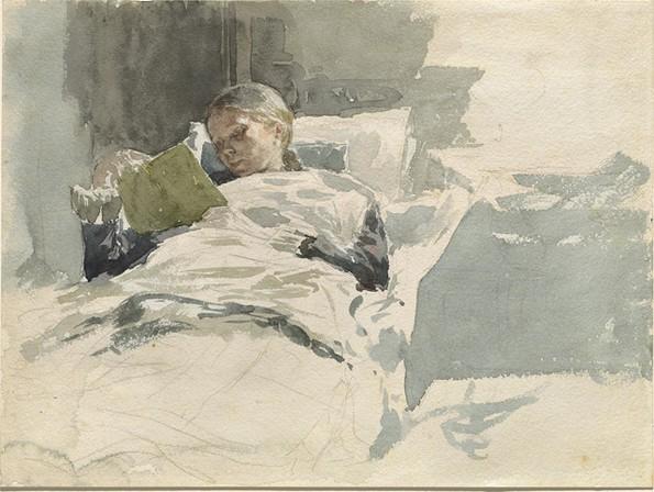 VON KALCKREUTH (Leopold Karl Walter) - 4