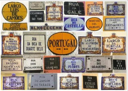 Enseignes portugaises