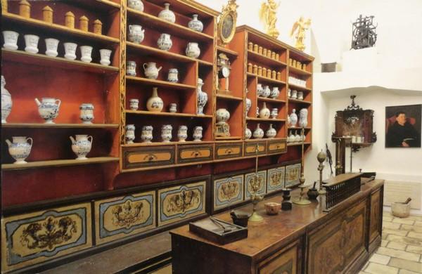 Pharmacie des Franciscains, Dubrovnik