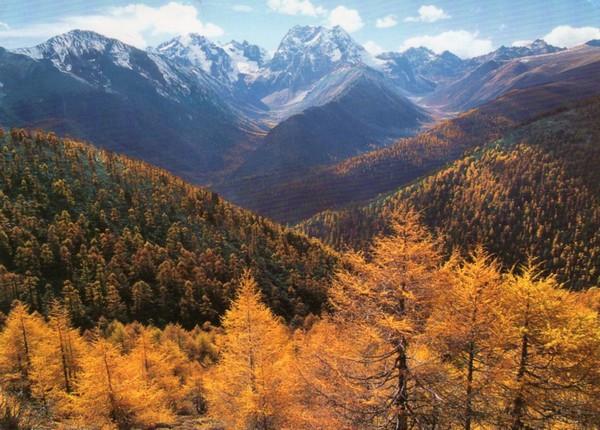 Sanijang, région de Yunnan (Chine)