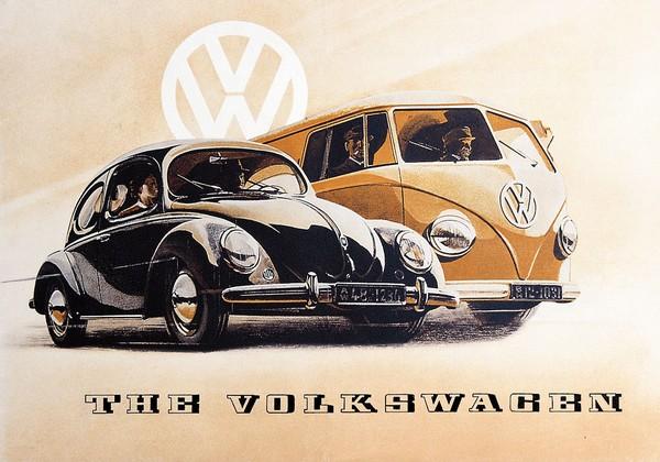 Volkswagen Beetle & Van
