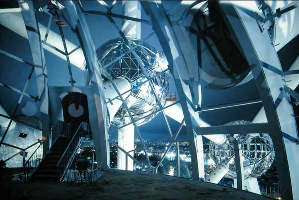Atomium - photo de Pierre Hembise