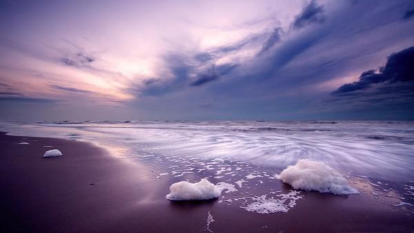 plage-ciel-violet