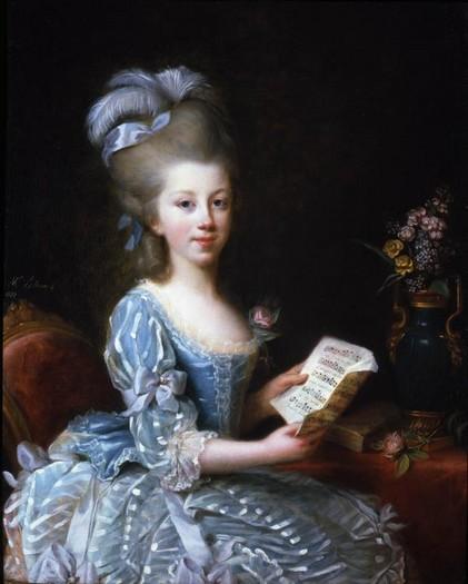 VIGÉE-LEBRUN (Élisabeth-Louise) - 16