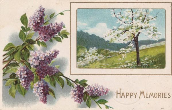 Happy Memories - 1910