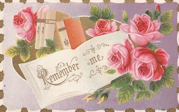Remember me 1910