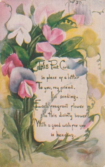 This postcard 1910
