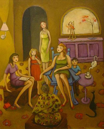 LA DELL HAYES (Arlene) - 2