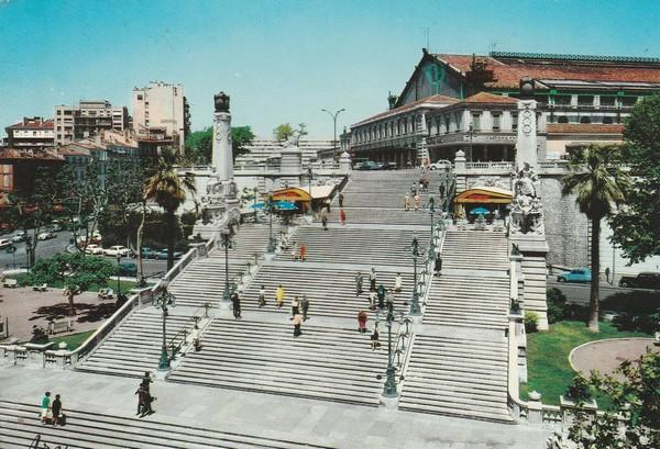 Marseille gare