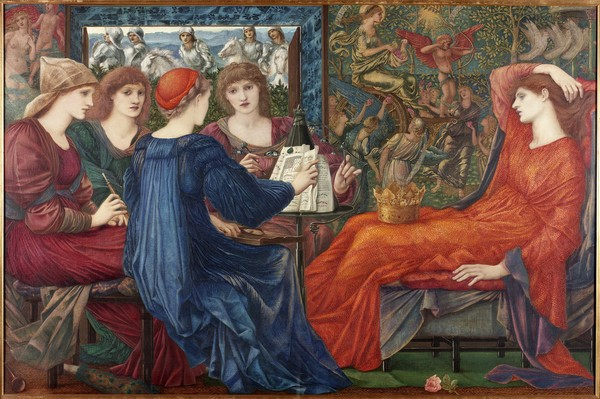 BURNE-JONES (Edward Coley) - 13